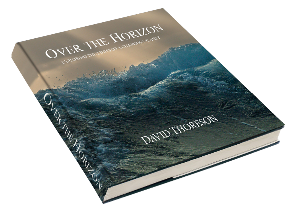Over the Horizon by David Thoreson
